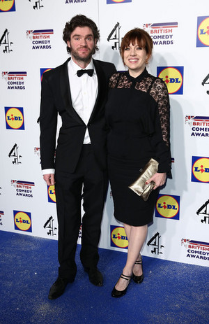 British Comedy Awards in Londres