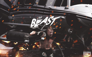 Brock Lesnar - F5
