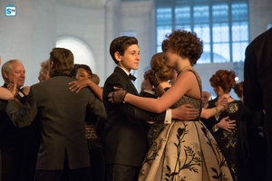 Bruce and Selina - Stills