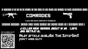 COMRADES PROMO!