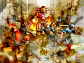 Calvin's Custom 1:18 3.75inch AVENGERS feat. HULKBUSTER - the-avengers photo