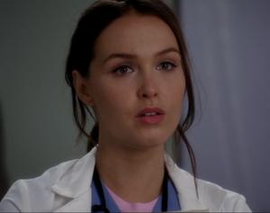 Camilla Luddington in Grey's Anatomy