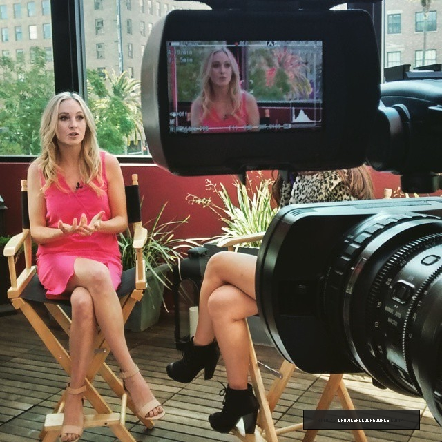 Candice's Interview for Fanstang
