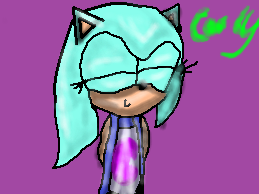 Carly the Hedgedog (Name used to be Lisa)