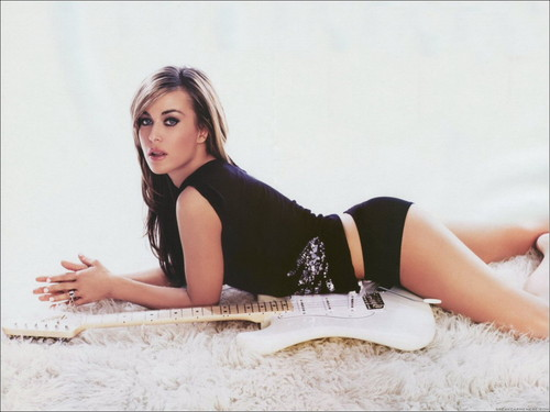 Carmen Electra wallpaper possibly with a leotard and tights titled Carmen