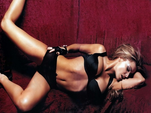 Carmen Electra wallpaper with skin titled Carmen