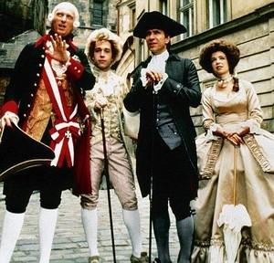 Cast Amadeus