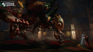 Castlevania Lords of Shadow 2 Full HD 바탕화면 1080p