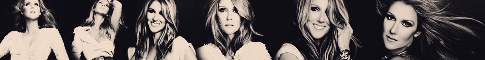 Celine Dion - Banner