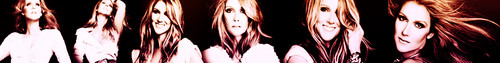 Celine Dion foto containing a thatch and a tosti apparaat, broodrooster titled Celine Dion - Banner