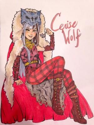 Cerise lobo