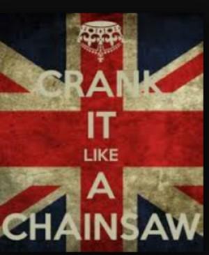 Chainsaw.....