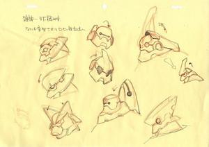 Character Designs from Big Hero 6 의해 Shigeto Koyama