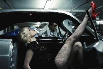 charlotte Sullivan achtergrond with an automobile entitled charlotte Sullivan