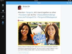 Cheezy Dibble Challenge publicity