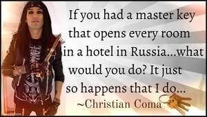 Christian Coma