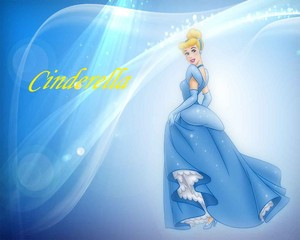 Cinderella Wallpaper by me