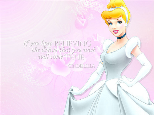 Cinderella wallpaper entitled Cinderella Wallpaper