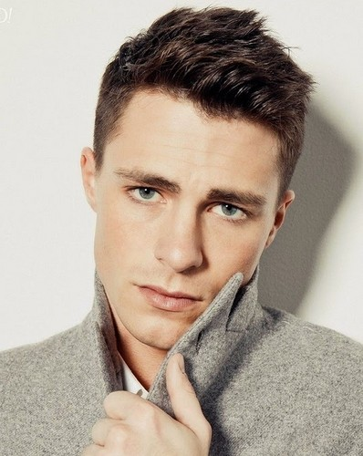 Colton Haynes wallpaper possibly containing a portrait titled Colton Haynes