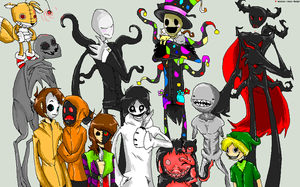 CreepyPasta group 2