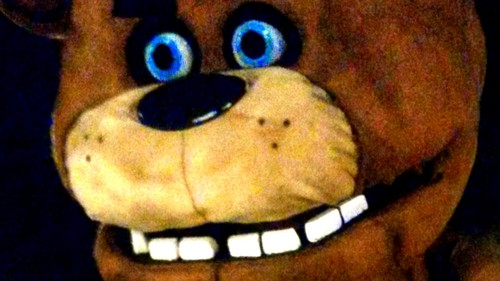 Five Nights At Freddy's hình nền entitled Cute Freddy Fazbear