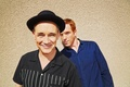 Damian Lewis and Mark Rylance