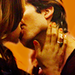 Damon and Elena icons