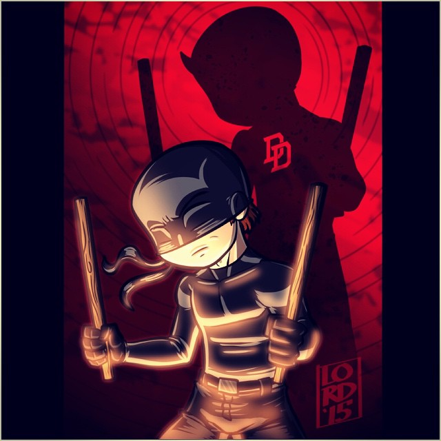 Daredevil Art