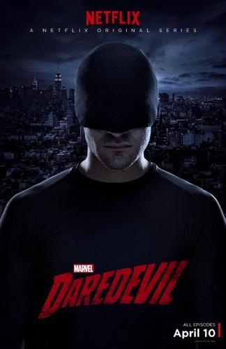 Daredevil (Netflix) 壁紙 with a jersey titled Daredevil - Poster