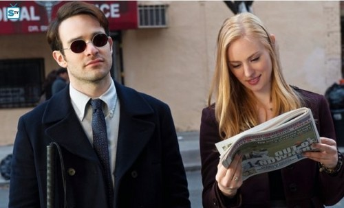 Daredevil (Netflix) 壁紙 with sunglasses entitled Daredevil - Season 1 - Promotional Pictures