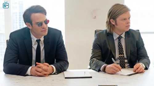 Daredevil (Netflix) 壁紙 containing a business suit titled Daredevil - Season 1 - Promotional Pictures