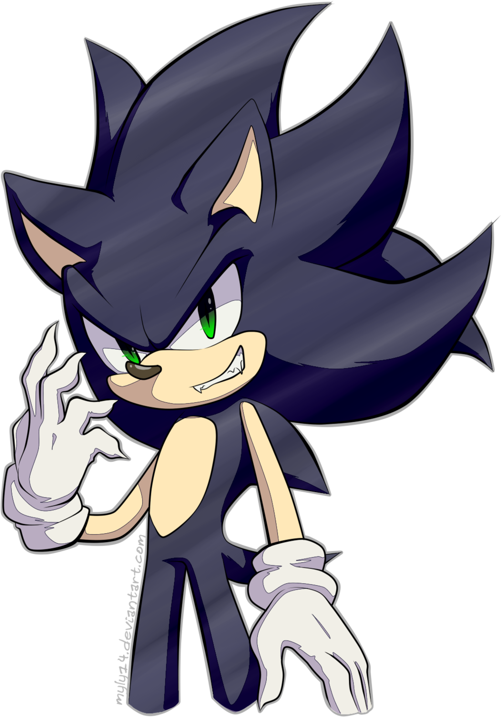 Dark-Sonic