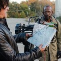 Daryl and Morgan - the-walking-dead photo