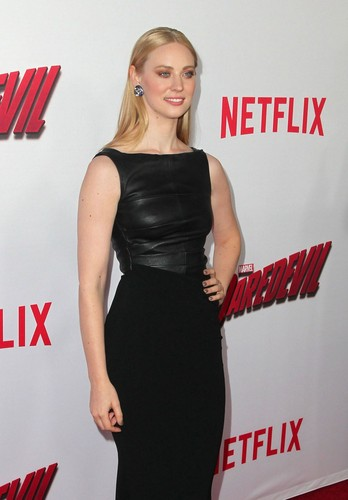 Deborah Ann Woll wallpaper with a dinner dress titled Deborah Ann Woll