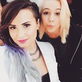 Demi and Bea :3♥