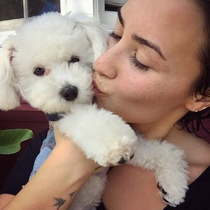 Demi and Buddy :3♥
