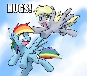 Derpy Wants Hugs