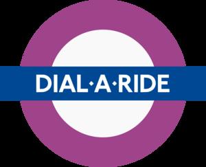 Dial A Ride Logo