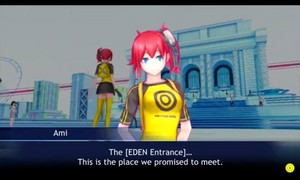Digimon Story: Cyber Sleuth English gameplay