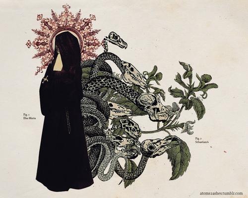 Mahou Shoujo Madoka Magica wallpaper titled Digital Art - Elsa Maria