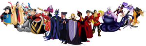 disney Villains Banner