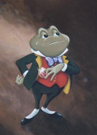 Disneys Version of Mr Toad