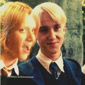 Draco and Fred~