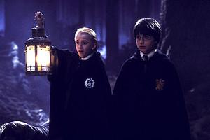 Draco and Harry