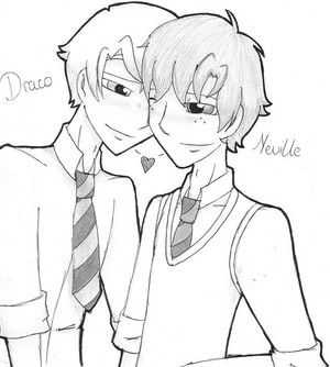 Draco and Neville