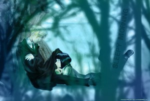 Draco and Pansy