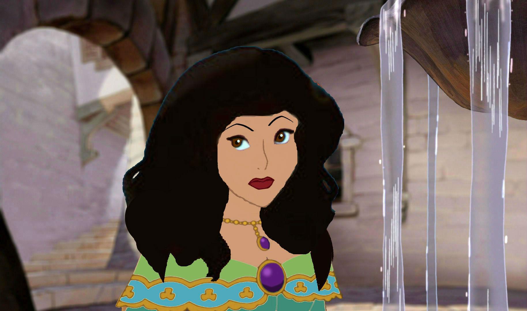 Drizella Make-Over (Second Version)