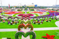 Dubai Miracle Garden - physical-beauty photo