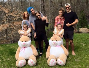 Easter Sunday 2015.