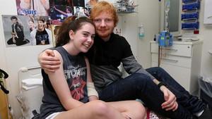 Ed visits the Royal Children's Hospital in Melbourne
